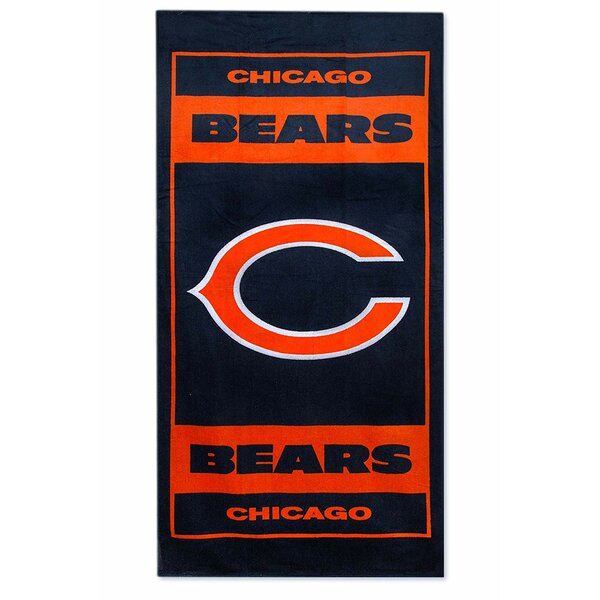 NFL 100% Cotton Beach Towel by Crover
